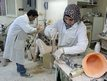 A workshop in Amman constructs artificial limbs