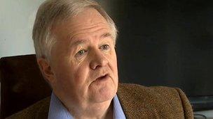 Graham Higgins