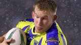 Warrington Wolves forward Mike Cooper