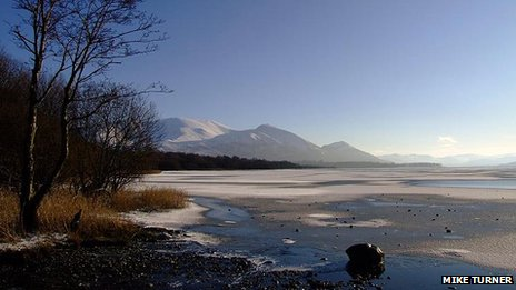 Bassenthwaite. Photo: Mike Turner