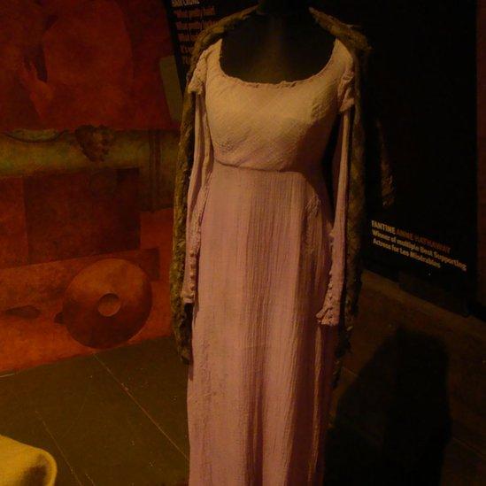 Les Miserables Costumes Go On Show