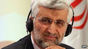 Saeed Jalili. Photo: February 2013