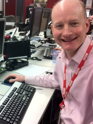 BBC personal finance correspondent Simon Gompertz