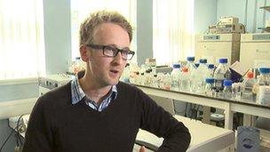 Dr Matt Dalby