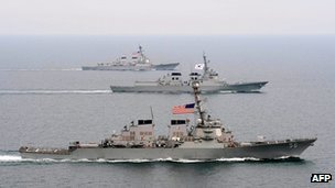 USS John S McCain
