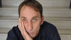 Portrait of author Will Self