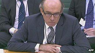 Sir James Crosby