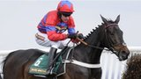 Barry Geraghty on Sprinter Sacre