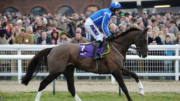 Second horse dies at Aintree meeting