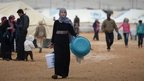 UN 'broke' as Syria funds run out