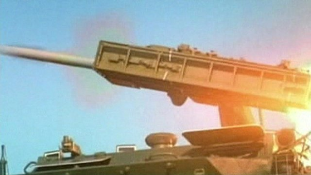 N Korea missile
