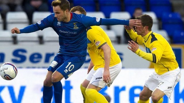 Highlights - Inverness CT 0-0 St Johnstone