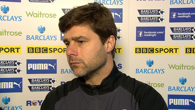 Pochettino: Still work to do