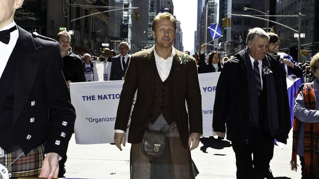 McKidd backs Scottish independence