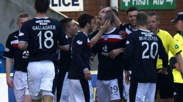 Highlights - Kilmarnock 1-2 Dundee