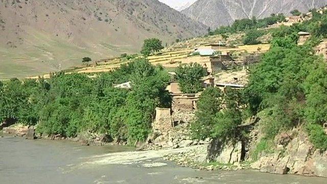 Kunar province, Afghanistan