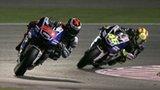 Jorge Lorenzo & Valentino Rossi