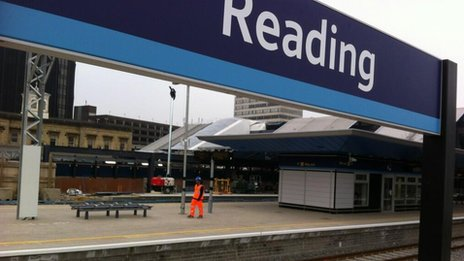 Reading station refurbishments