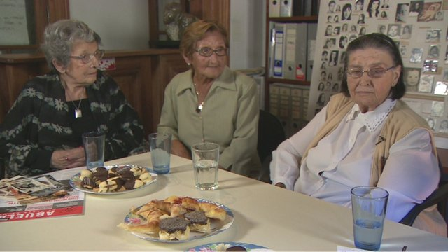 Argentina's Grandmothers of the Plaza de Mayo