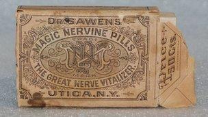 Magic Nervine Pills