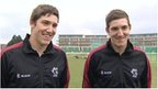 Jamie (left) and Craig Overton
