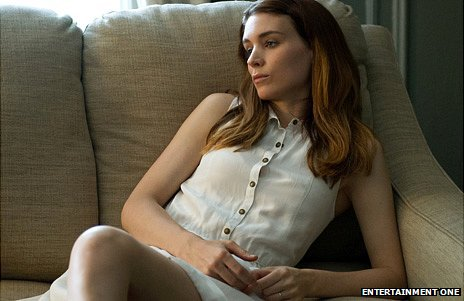Screenshot of Rooney Mara in the film Side Effects