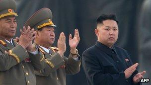 Kim Jong-Un - April 2012