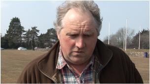 Farmer, Danny Creer