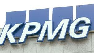 KPMG loge