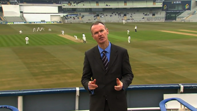 BBC Sport's Matthew Slater