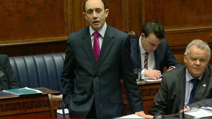 SDLP South Belfast MLA Conall McDevitt
