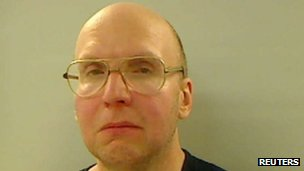 Christopher Knight booking photo 4 April 2013