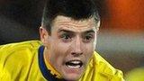 Rochdale striker Bobby Grant