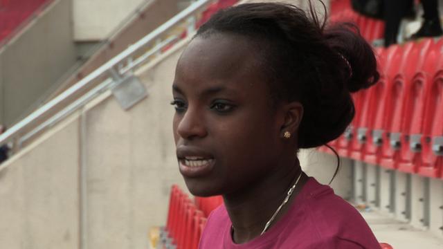 Chelsea forward Eniola Aluko