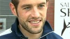 Sale Sharks fly-half Nick Macleod