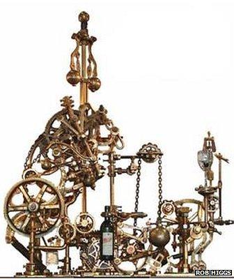 Mechanical corkscrew