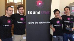 Soundsynk