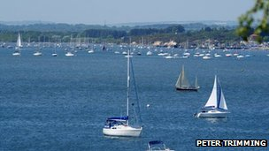 Poole Bay - Peter Trimming