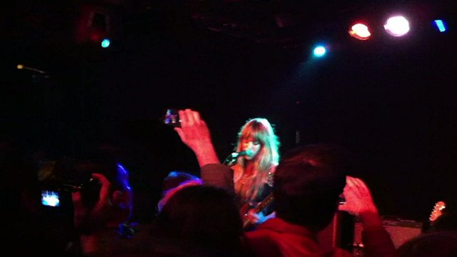 Deap Vally gig