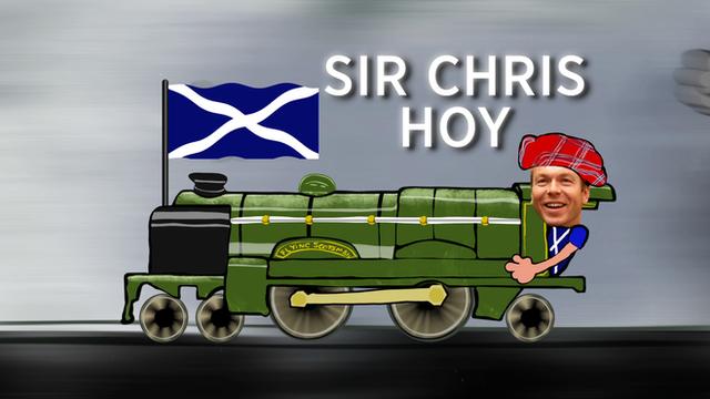 Sir Chris Hoy