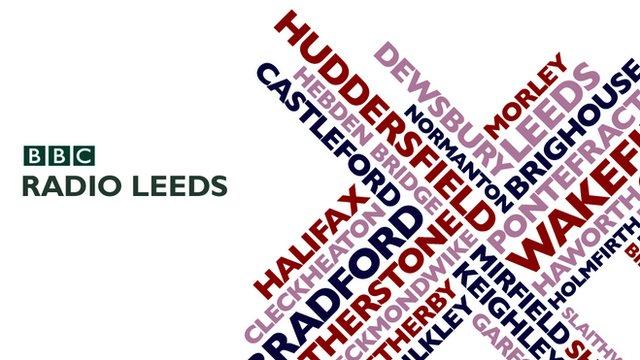 BBC Radio Leeds logo
