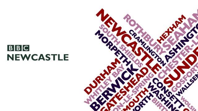 BBC Newcastle logo
