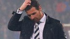 Tottenham manager Andre Villas-Boas