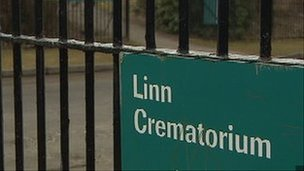 Glasgow City Council runs Linn Crematorium