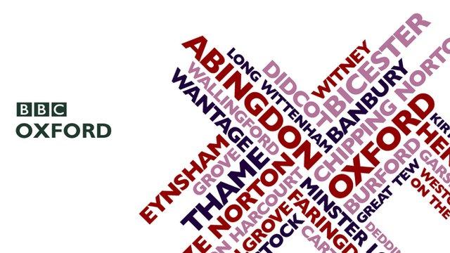 BBC Oxford logo
