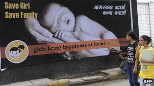 A campaign to save the girl child