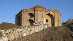 The tomb of Sharif Khan in Ghazni