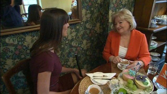 Belinda S Tea Room Owner