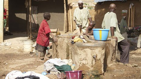 A village in Zamfara state