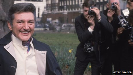 Liberace in 1960